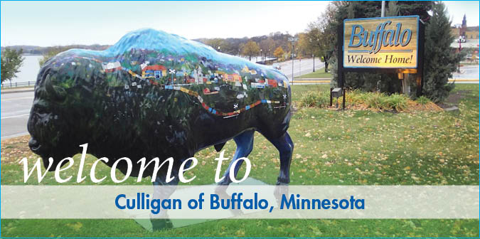 Welcome to Culligan of Buffalo, Minnesota